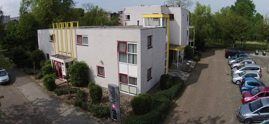 Bal Media Pand Bouwmeesterweg Schiedam