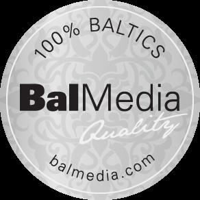 Bal Media Quality: 100% baltisch drukwerk