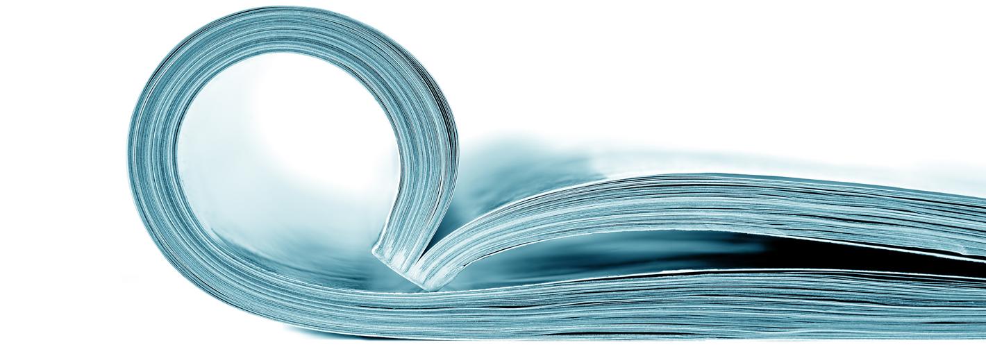 Drukwerk - omgeslagen softcover catalogus