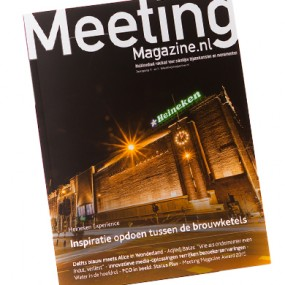 Gedrukt magazine: Meeting Magazine