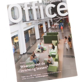 Gedrukt magazine: Office magazine 390x390