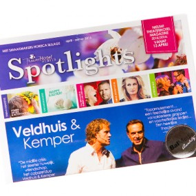 Drukwerk voorbeeld Spotlights folder brochure 390x390