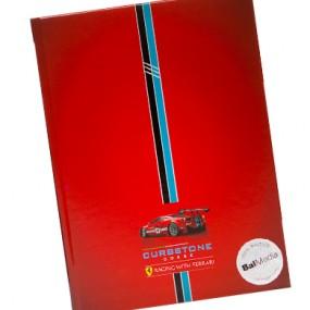 Gedrukt hardcover boek Supercar Challange jaarboek