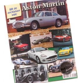 Gedrukt boek hardcover Uit de Archieven van - Aston Martin 390x390