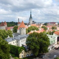 Foto van Tallinn