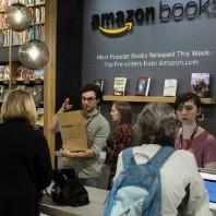 Amazon.com boekenwinkel Seattle