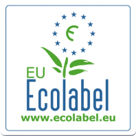 EU ecolabel certificering logo